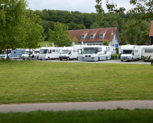 Camperplaats Schieder
