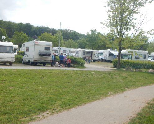 Wohnmobilhafen Sporthotel Schravelsche Heide