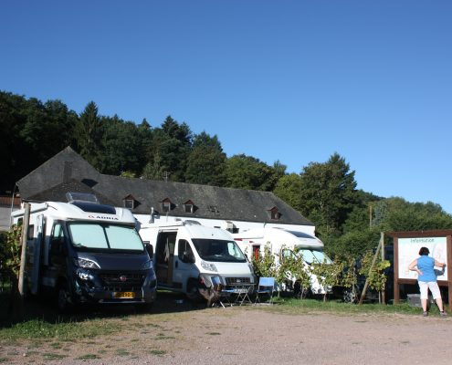 Camperplaats Weingut Von Nell
