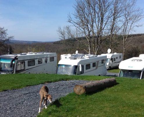 Camperplaats Le Palis
