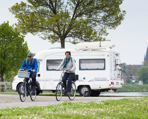 camperplaats Maastricht Marina