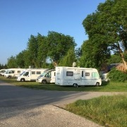 Camperplaats Aire du Camping-Car Conty