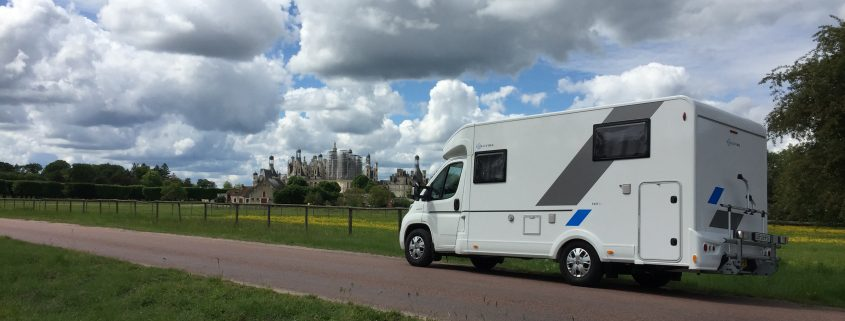 Van Chateau Sully naar Chateau Chambord