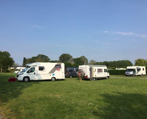 Camperplaats Amboise