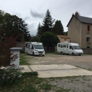 CP Alzon en Camping Les Romarins