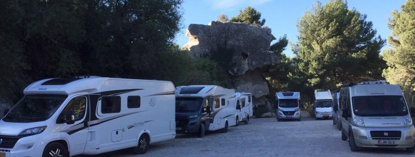 CP Les Baux-de-Provence